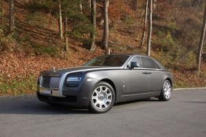 Rent Rolls Royce Ghost